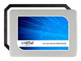 Crucial 240GB BX200 2.5 7mm Internal Solid State Drive w  7mm to 9.5mm Spacer & Data Migration Software Key, CT240BX200SSD1, 30810645, Solid State Drives - Internal