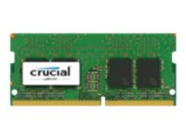 Crucial 8GB PC4-19200 260-pin DDR4 SDRAM SODIMM, CT8G4SFS824A, 31660968, Memory