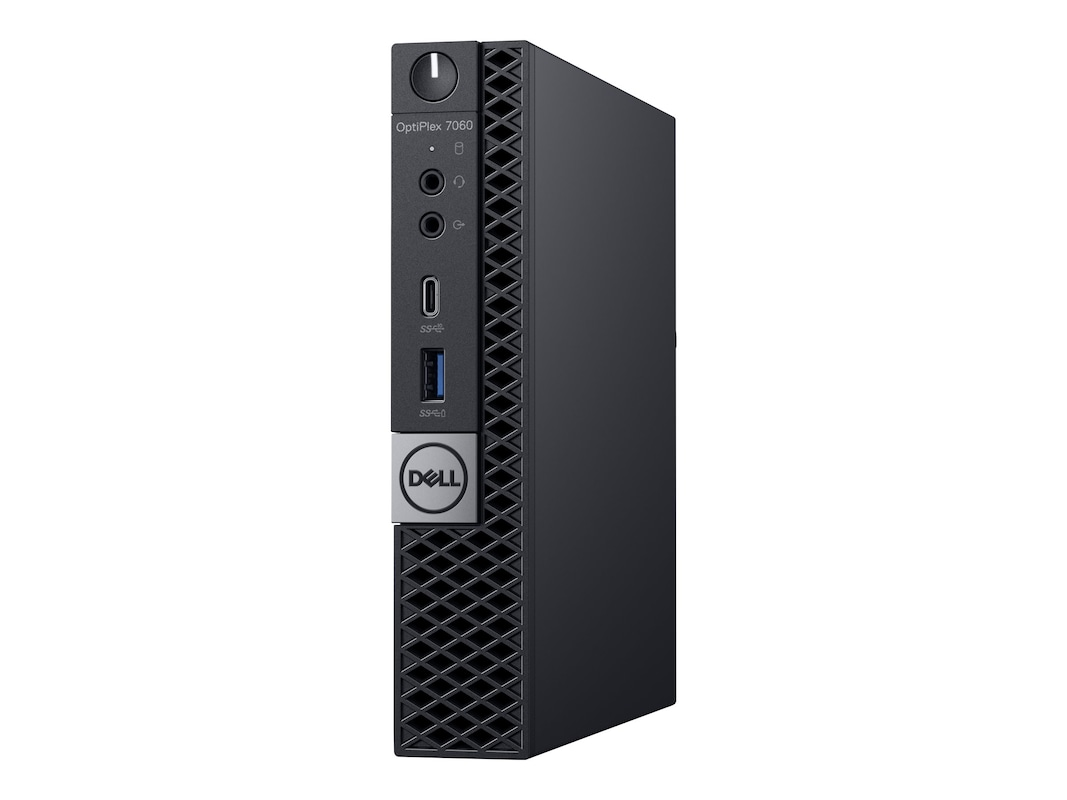 Dell OptiPlex 7060 2 4GHz Core i7 16GB RAM 256GB hard drive