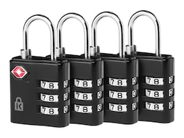 Kensington SERIALIZED PRESET COMBINATION MEANS THE LOCK COMES PRE-PROGRAMMED WITH, K66100NA, 37449274, Power Converters