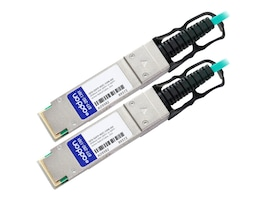 AddOn QFX-QSFP-AOC-15M-AO Main Image from Left-angle