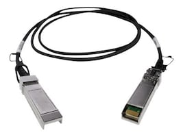Qnap SFP+ 10GbE Twinaxial Direct Attach Cable, 1.5m, CAB-DAC15M-SFPP-A02, 33173160, Cables