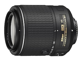 Nikon AF-S DX NIKKOR 55-200mm f 4-5.6G ED VR II Lens, 20050, 31907799, Camera & Camcorder Lenses & Filters