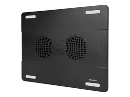 Targus Dual-fan Chill Mat, Black, AWE783USO, 35087062, Cooling Systems/Fans