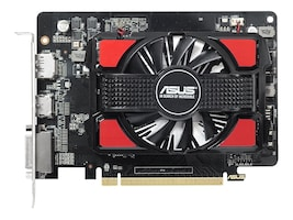 Asus AMD Radeon R7 250 PCIe 3.0 Graphics Card, 1GB GDDR5, R7250-1GD5-V2, 31759600, Graphics/Video Accelerators
