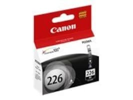 Canon Black CLI-226 Ink Tank, 4546B001, 11647176, Ink Cartridges & Ink Refill Kits