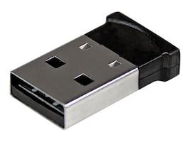 StarTech.com Mini USB Bluetooth 4.0 Adapter - 50m (165ft) Class 1 EDR Wireless Dongle, USBBT1EDR4, 16281855, Wireless Adapters & NICs