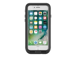 OtterBox Pursuit Series Case for iPhone 7 8, Black, Pro Pack, 77-58240, 34708331, Carrying Cases - Phones/PDAs
