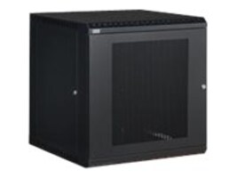 Kendall Howard 12U LN WM Fixed Cabinet w Vented Door, 3142-3-001-12, 32184027, Racks & Cabinets