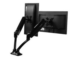 Loctek Full Motion Dual Monitor Desk Mount for 10-27 Displays, D5D, 36652238, Stands & Mounts - Desktop Monitors