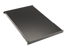 Black Box 4-Post Fixed Solid Shelf, RM7010, 22706362, Rack Mount Accessories