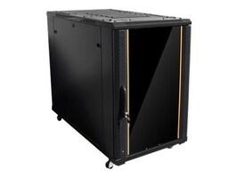 iStarUSA Cabinet, 1000mm Depth Rack-mount Server Cabinet 18U 32 chassis depth, WNG-1810, 33891321, Racks & Cabinets