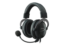 Kingston HyperX Cloud II Headset - Gun Metal, KHX-HSCP-GM, 18473789, Headsets (w/ microphone)