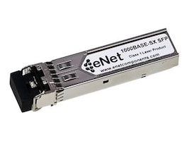 ENET 1000BSX 850NM SFP 550M MMF     PERPDOM LC CONN 100  CISCO COMPATIBLE, SFP-GE-S-ENC, 37105261, Network Transceivers