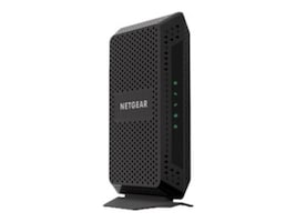 NETGEAR CM600-100NAS Main Image from Right-angle