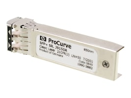 HPE X132 10G SFP+ LC SR Transceiver, J9150A, 9437292, Network Transceivers