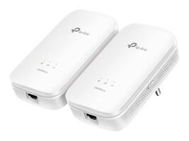TP-LINK AV1200 Gigabit Powerline Start Kit, 1200Mbps Datarate, TL-PA8010 KIT, 32040710, Network Adapters & NICs