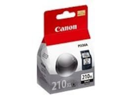 Canon Black PG-210 XL Ink Tank, 2973B001, 8907133, Ink Cartridges & Ink Refill Kits