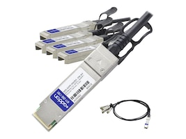 ACP-EP Memory QFX-QSFP-DACBO-5M-AO Main Image from Front