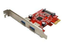 VisionTek USB 3.0 PCIE Expansion Card, 900598, 15266717, Controller Cards & I/O Boards