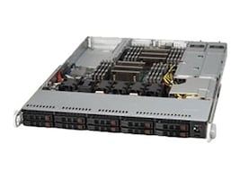 Supermicro CSE-116TQ-R706WB Main Image from Right-angle