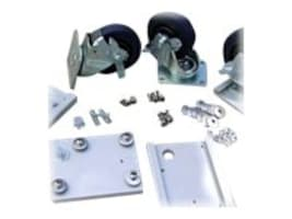 Samsonite Caster Plate and Wheel Kit For Use With Military Standard Cases, 3SKB-CAST1, 5678398, Carrying Cases - Other