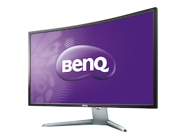 Benq EX3200R Main Image from Right-angle