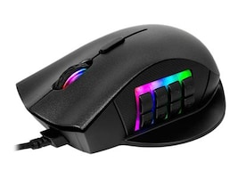 Thermaltake NEMESIS Gaming Mouse, MO-NMS-WDOOBK-01, 36875837, Mice & Cursor Control Devices