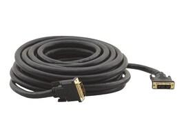 Kramer DVI-D Single-Link M M Copper Cable, Black, 65ft, C-DM/DM/XL-65, 17832436, Cables
