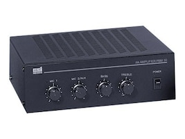 Speco Tech 30-Watt 3-Channel Mixer Amplifier, PBM-30, 12080183, Stereo Components
