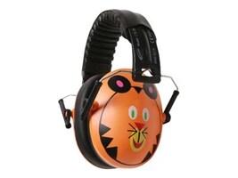 Califone Hush Buddy Hearing Protector Kids Headphones - Tiger, HS-TI, 37757736, Headphones