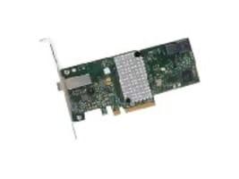 Lenovo ThinkServer 9300-8e PCIe 12Gb 8 Port External SAS Adapter, 4XB0F28703, 18984829, Controller Cards & I/O Boards