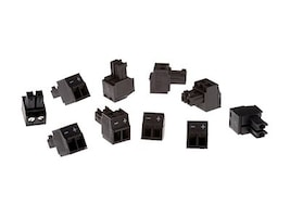 Axis Connector A 2-pin 3.81 Straight, 10-Pack, 5800-901, 33763223, Cable Accessories