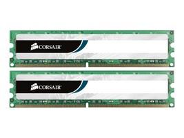 Corsair 16GB PC3-12800 240-pinDDR3 SDRAM DIMM Kit, CMV16GX3M2A1600C11, 15213367, Memory