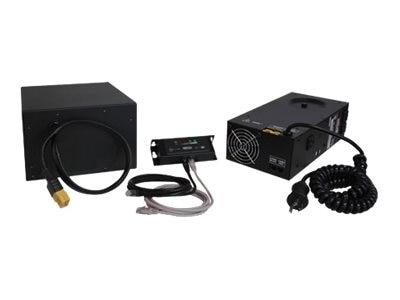Tripp Lite Medical-Grade Mobile Power Retrofit Kit with Power Unit, Remote, Battery Pack, HCRK, 7348157, Battery Backup/UPS