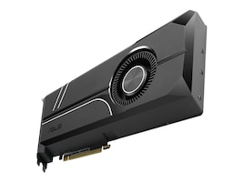 Asus NVIDIA GeForce GTX 1080 TI PCIe 3.0 Graphics Card, 11GB GDDR5X, TURBO-GTX1080TI-11G, 33942619, Graphics/Video Accelerators