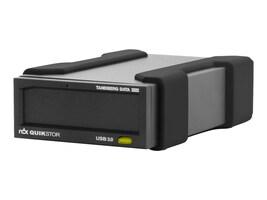 Overland Tandberg RDX USB 3+ External Drive Kit w  5TB Cartridge - Black, 8882-RDX, 37890019, Removable Drives