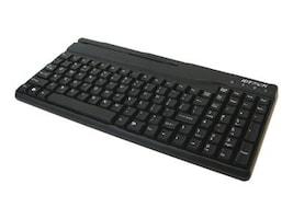 ID Tech VERSAKEY COMPACT W MSR TRK 3,USB I F, BLACK, IDKA-334333B, 9034830, Keyboards & Keypads