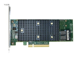 Intel 8 Internal Port Tri-mode PCIe SAS SATA Entry-Level RAID Adapter, RSP3WD080E, 34354413, RAID Controllers