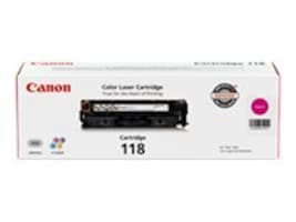 Canon Magenta 118 Toner Cartridge for imageClass MF8350Cdn, 2660B001, 10195876, Toner and Imaging Components - OEM