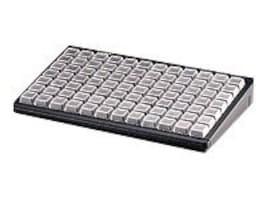 PrehKeyTec MCI84 Compact Row and Column Keyboard White USB, MCI84U, 6240806, Keyboards & Keypads