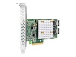 HPE Smart Array E208i-p SR Gen10 (8 Internal Lanes No Cache) 12G SAS PCIe Plug-in Controller, 804394-B21, 34568382, RAID Controllers