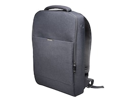 Kensington LM150 Backpack, Cool Gray, K62622WW, 18017361, Carrying Cases - Notebook