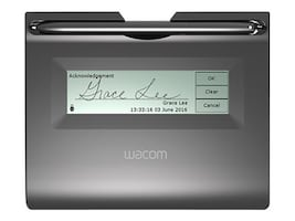 Wacom Monochrome LCD Signature Pad 4x1, STU300B, 34045434, Signature Capture Devices