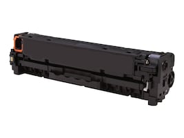 Ereplacements CE410A Black Toner Cartridge for HP LaserJet Pro Printers, CE410A-ER, 18373788, Toner and Imaging Components