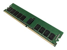 Total Micro 16GB PC4-21300 288-pin DDR4 SDRAM RDIMM for Select Models, 16GB 2666MHZ MEMORY FOR HPE, 35981697, Memory