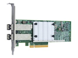 Qlogic Dual PT PCIE GEN3 TO 10GB CNA Copper Adapter, QLE8442-CU-CK, 17993854, Network Adapters & NICs