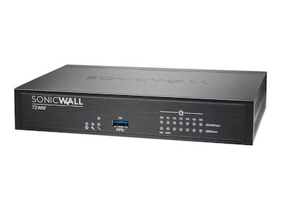 SonicWALL TZ400 7-Port Firewall, 01-SSC-0213, 19697151, Network Firewall/VPN - Hardware