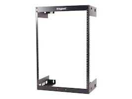 C2G 15U Wall Mount Open Frame Rack 18d, 14613, 30902312, Racks & Cabinets