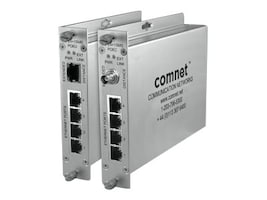 Comnet CLFE4+1SMSPOEU Main Image from Left-angle